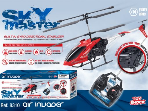 Air invader
