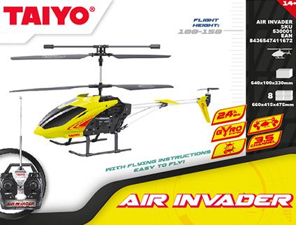 Air invader Taiyo