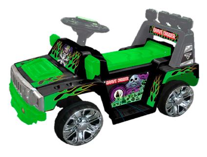 Grave Digger 6V Mini Truck