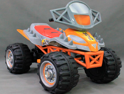 Max D 12V Quad Racer