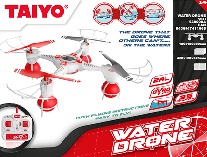 Water drone